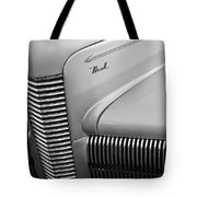 1940 Nash Grille Tote Bag