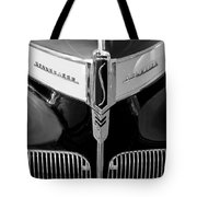 1941 Studebaker Champion Hood Emblem Tote Bag