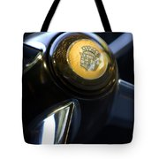 1947 Cadillac Model 62 Coupe Steering Wheel Tote Bag