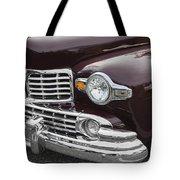1947 Lincoln Continental Tote Bag
