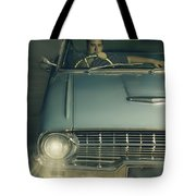 1950 Era American Car Culture  Tote Bag by Jorgo Photography - Wall Art Gallery