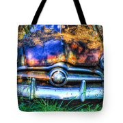1950 Ford To Be Reconditioned Tote Bag