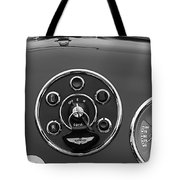1953 Aston Martin Db2-4 Bertone Roadster Instrument Panel Tote Bag