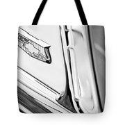1953 Chevrolet Belair Convertible Emblem Tote Bag