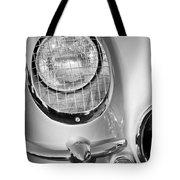 1954 Chevrolet Corvette Headlight Tote Bag