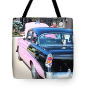 1956 Chevrolet Tote Bag
