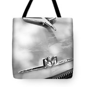 1956 Mercury Monterey Hood Ornament - Emblem Tote Bag