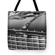 1957 Chrysler 300c Grille Emblem Tote Bag