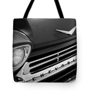 1959 Chevrolet Apache Front End Tote Bag