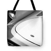 1959 Devin Ss Grille - Hood Emblem Tote Bag