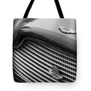 1960 Aston Martin Db4 Gt Coupe' Grille Emblem Tote Bag