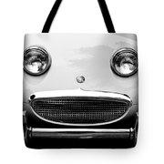 1960 Austin-healey Sprite Tote Bag