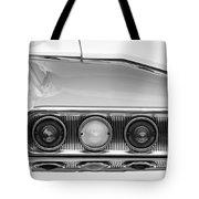 1960 Chevrolet Impala Tail Lights Tote Bag