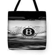 1961 Bentley S2 Continental - Flying Spur - Emblem Tote Bag