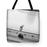 1963 Ford Falcon Futura Convertible  Rear Emblem Tote Bag by Jill Reger