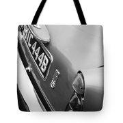 1964 Aston Martin Db5 Coupe' Taillight Tote Bag