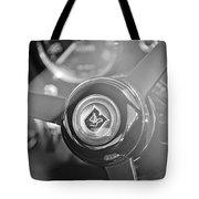 1965 Aston Martin Db5 Coupe Rhd Steering Wheel Tote Bag