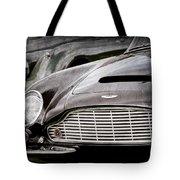 1965 Aston Martin Db6 Short Chassis Volante Grille Tote Bag