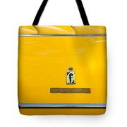 1965 Ferrari 275gts Emblem Tote Bag