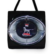 1965 Sunbeam Tiger Grille Emblem Tote Bag