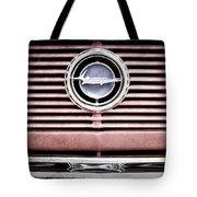 1966 Plymouth Barracuda - Cuda - Emblem Tote Bag
