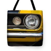 1967 Camaro Headlight Tote Bag