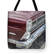 1967 Ford Fairlane 500xl Tote Bag