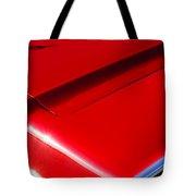 1967 Lincoln Continental Hood Ornament Tote Bag