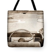 1967 Lincoln Continental Steering Wheel Tote Bag