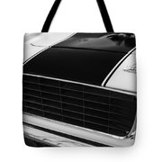 1969 Chevrolet Camaro Rs-ss Indy Pace Car Replica Grille - Hood Emblems Tote Bag