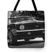 1969 Chevy Camaro Ss Tote Bag