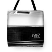 1970 Buick Gs Grille Emblem Tote Bag