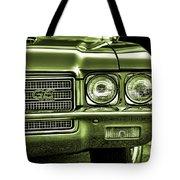 1971 Buick Gs Tote Bag