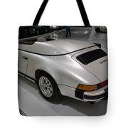 1987 Porsche 911 Carrera 3.2 Speedster Studie Tote Bag