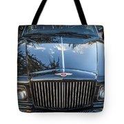1990 Bentley Turbo R Tote Bag