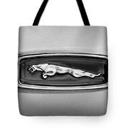 1995 Jaguar Emblem Tote Bag