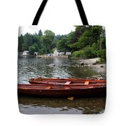 2 Little Boats Tote Bag