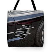 2002 Corvette Ls1 5 7ltr Tote Bag