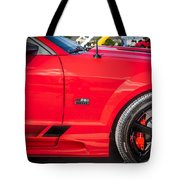 2006 Ford Saleen Mustang  Tote Bag