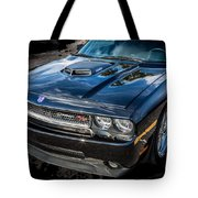 2010 Dodge Challenger Rt Hemi    Tote Bag