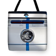 2010 Shelby Gt500 Tote Bag