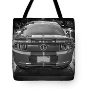 2013 Ford Shelby Mustang Gt500 Tote Bag