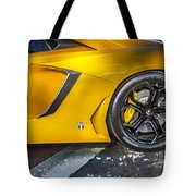 2013 Lamborghini Adventador Lp 700 4 Tote Bag