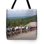 2014 Usa Pro Cycling Challenge Tote Bag