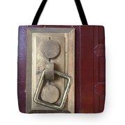 2656-door Tote Bag