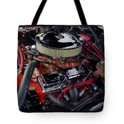 350 Battle Ax Tote Bag