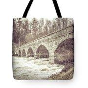 5 Span Bridge Tote Bag