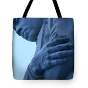 A Blue Martin Luther King - 2 Tote Bag