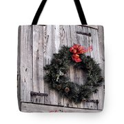 A Country Christmas Tote Bag