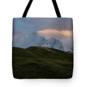 A Couple Of Mountaineers Tote Bag